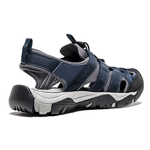 7f5a58717c28 Atika Men s   Women s Sports Sandals Trail Outdoor Water Shoes 3Layer  Toecap M106   M107