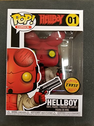 Funko Pop! - Hellboy Figura de vinilo (22715) - VERSION CHASE