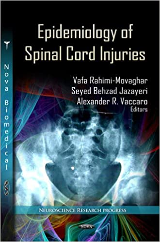 Epidemiology of Spinal Cord Injuries (Neuroscience Research