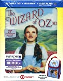 The Wizard of Oz: 75th Anniversary Edition 3D Lenticular Cover with BONUS Wizard of Oz Lunchbag