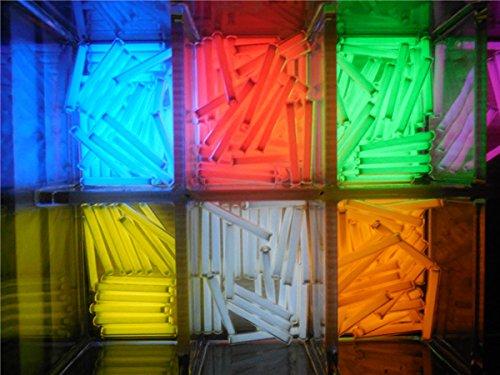 1pcs Trit Vials Tritium Multicolor Self-luminous 15-Years 3x22.5mm (Color Yellow) by KAMOLTECH (Image #5)