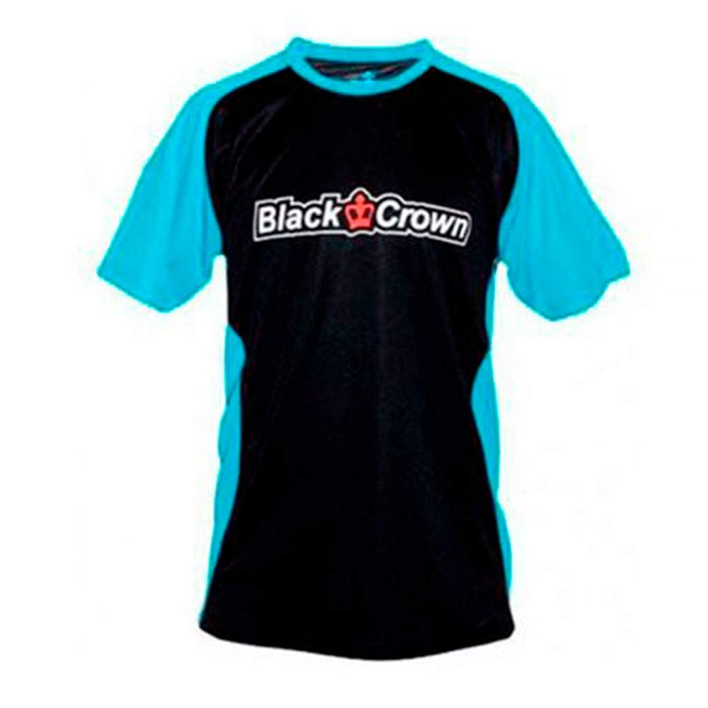 Black Crown Camiseta Stop Black Blue: Amazon.es: Deportes y aire libre