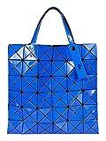 Luxury Fashion | Bao Bao Issey Miyake Womens BB88AG60377 Blue Tote | Season Outlet