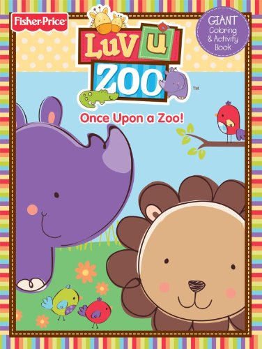 Once Upon A Zoo  Fisher Price  Fisher Price Luv U Zoo