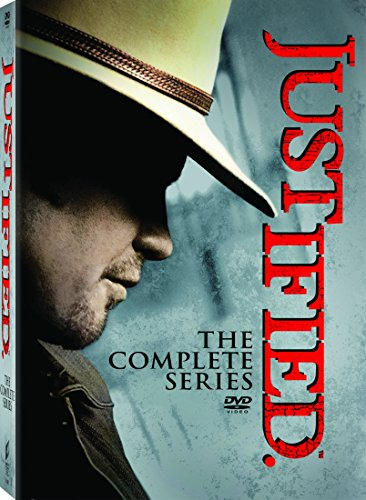 Justified Complete Series cover