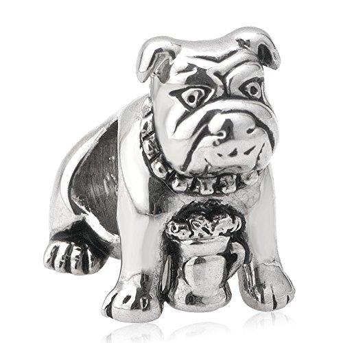 QLocket Bulldog Charms...