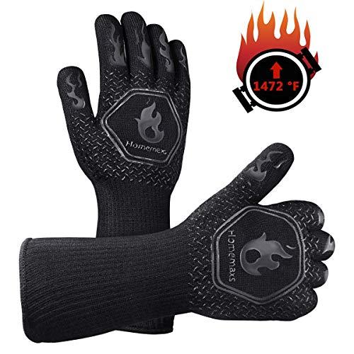 Homemaxs BBQ Gloves 1472℉