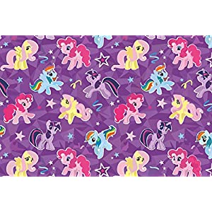 Accuprints pack of 5 | Design Unicorn(18 X 25) | Wrapping paper sheets for birthday gift books kids decoration diwali