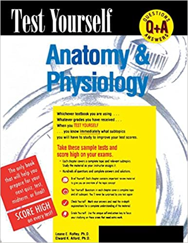 Test Yourself: Anatomy & Physiology: 9780844223803: Medicine