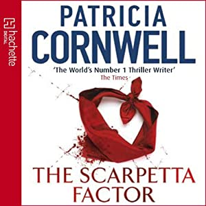 The Scarpetta Factor Hörbuch