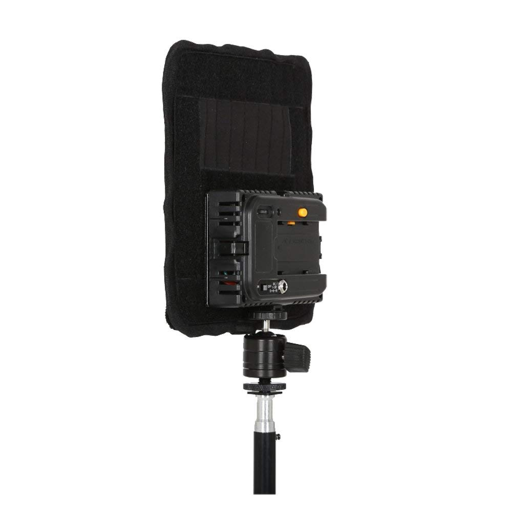 Falcon Eyes RX-8T 18W Photo Light Portable LED Photo Light 90pcs Flexible LED Photo Light with Diffuser