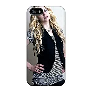 Awesome Special-G Defender Tpu Hard Case Cover For Iphone 5/5s- Avril Lavigne 49