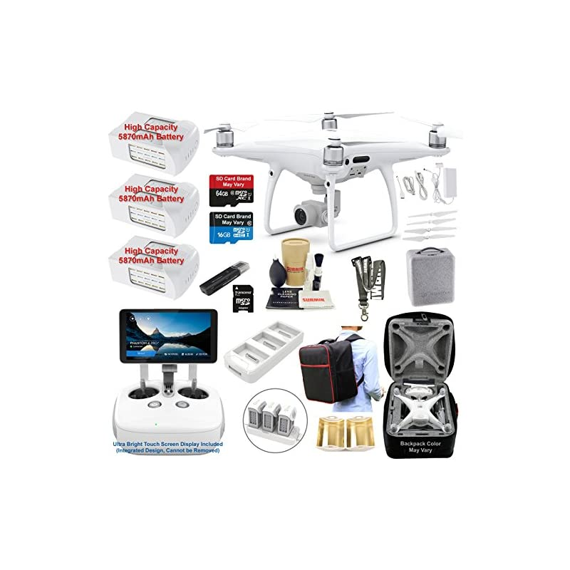 DJI Phantom 4 PRO PLUS (PRO+) Drone Quad