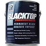 KBS Coatings 8512 Flat Black BlackTop Chassis Paint - 1 Gallon