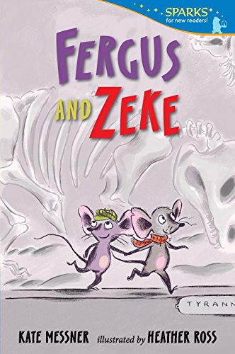 Fergus and Zeke (Candlewick Sparks)