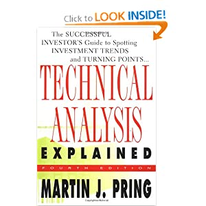Technical analysis explained Martin J. Pring