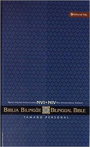 Amazon.com: Biblia Bilingue / Bilingual Bible: Vida: Books