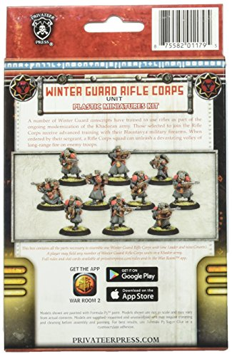 Review Privateer Press – Warmachine