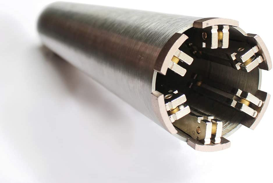 KKmoon Outil soud/é par support magn/étique de soudure magn/étique pour la r/ésistance thermique de grande pr/écision de segments de foret de noyau de diamant