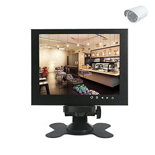 Sourcingbay TFT LED Monitor Security Display