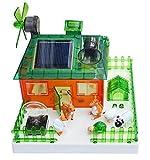 Solar Wholesale 5014 Solar Powered Eco Farm , Great Renewable Energy Demo Kit and Eco Science Education