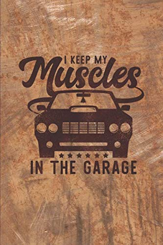 I Keep My Muscles In The Garage  -  An American Muscle Car Journal