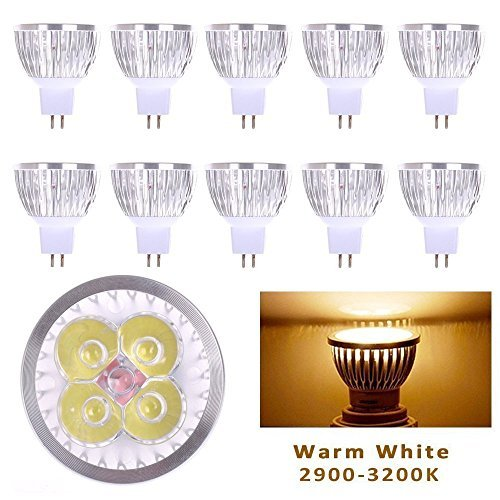 Mr16 Led Bulbs Landscape Lighting - 5