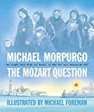 The Mozart Question by Michael Morpurgo front cover