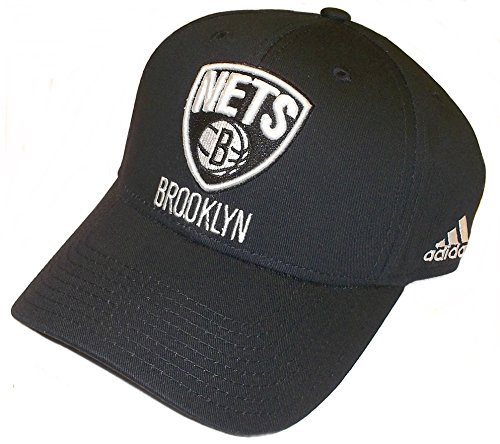 Baseball Team Brooklyn (NBA Brooklyn Nets Men's Basics Structured Adjustable Hat, One Size, Black)