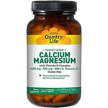 country life calcium magnesium reviews