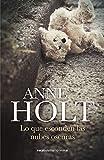 Lo que esconden las nubes oscuras (Rocabolsillo Bestseller) (Spanish Edition)