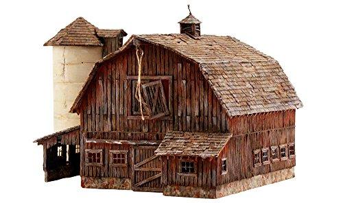 WOODLAND SCENICS PF5211 Rustic Barn N