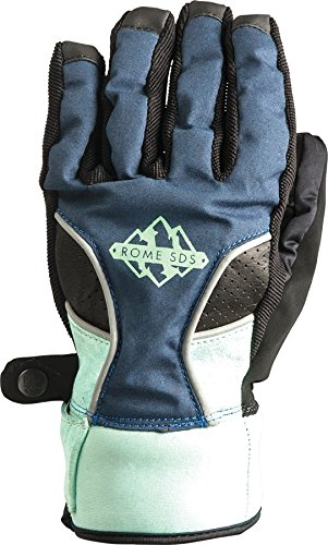 Rome Snowboards Women's Reign Gloves, Navy, Medium
