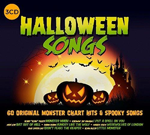 Halloween Songs / Various Artists
