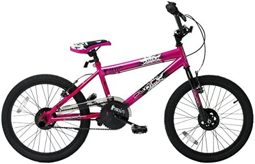 Flite FL019 - Bicileta BMX, 7 a 14 Years, Color Rojo: Amazon.es: Deportes y aire libre