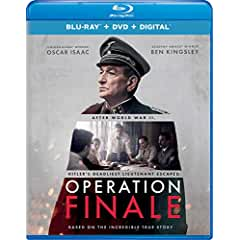 Operation Finale arrives on Digital Nov. 20 and on Blu-ray and DVD Dec. 4 from Universal Pictures