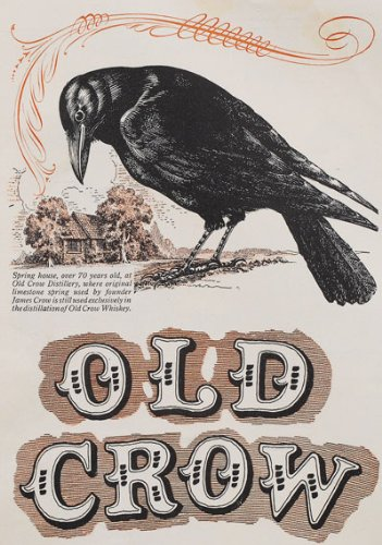 The 8 best old crow advertising