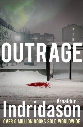 Outrage Arnaldur Indridason product image