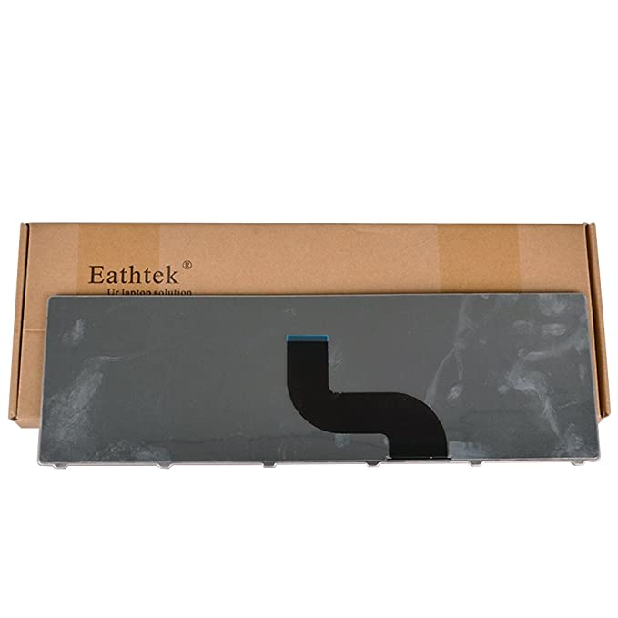 Eathtek Replacement Keyboard Compatible for Gateway NE56 NE56R NE56R09U NE56R10u NE56R11u NE56R12u NE56R13u NE56R14u NE56R15u NE56R16u NE51B ...