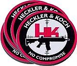 "HK Heckler and Koch ""No Compromise"" on Neoprene"