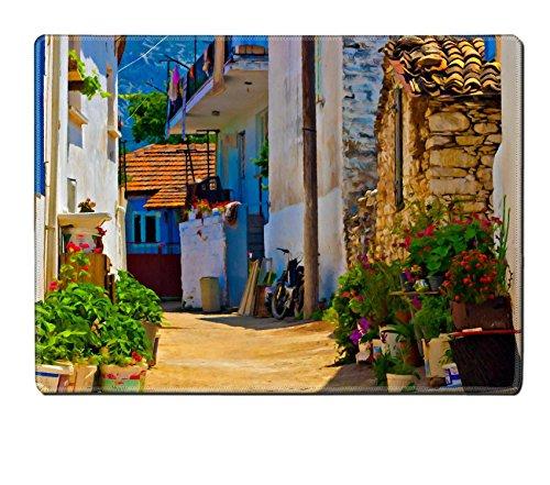 Village Street Scene - 1