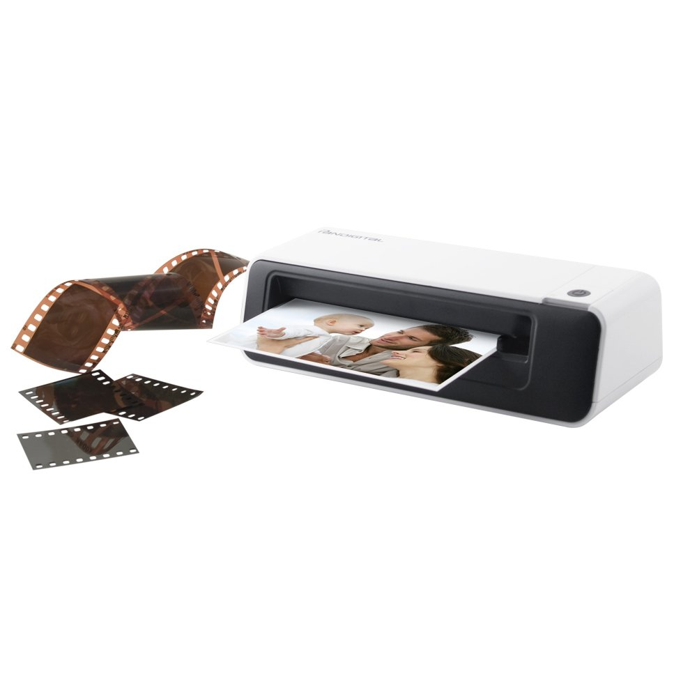 Pandigital Photolink One-Touch PANSCN05 4-Inch x6-Inches Photo and Slide and Negative Scanner (Discontinued by Manufacturer)