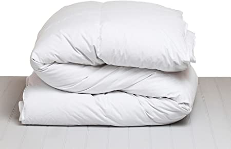 7.5 and 10.5 Tog Luxury Hollowfibre Duvet Percale High Loft Duvet King Size 4.5