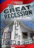 The Great Recession, Ann Heinrichs, 0531250350