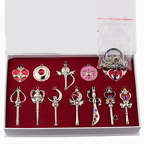 Most Popular Girls Novelty Keychains