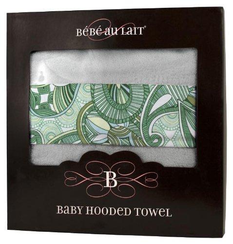 Bebe au Lait Hooded Towel - 1