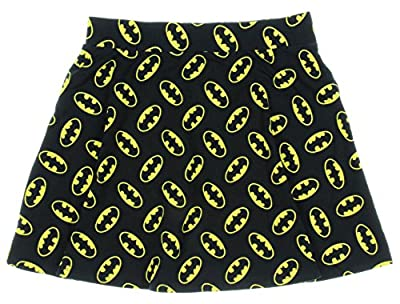 DC Comics Batman All-Over Print Symbols Skirt