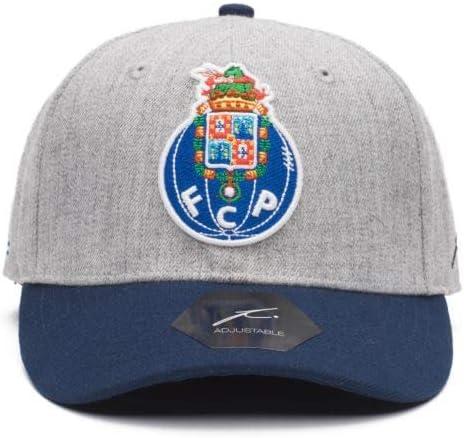 Fan Ink FCポルト – グレー野球帽(Fiコレクション)