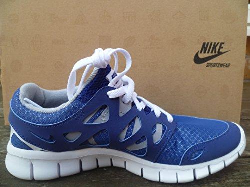 Blanc Gris Bleu Nike Royal Pour 536746410 Femmes Run 2 Free Ext w6vTqz7w