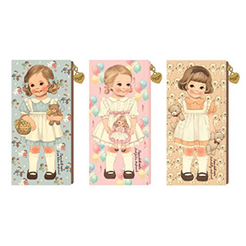 paperdollmate pencase ver011_toy Julie by paper doll mate (Image #9)